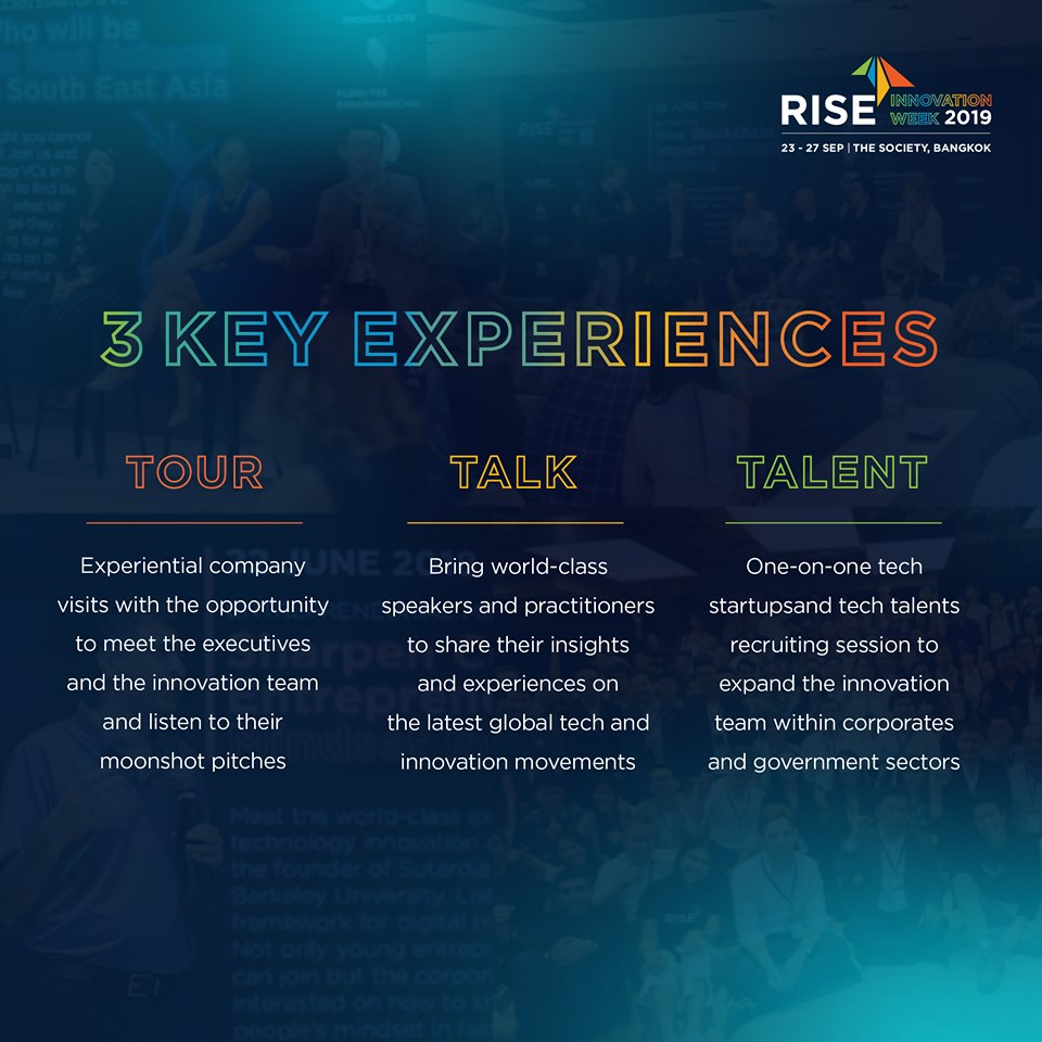 rise innovation week2019